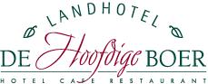Landhotel de Hoofdige Boer Logo